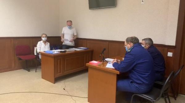 судебное заседание(2020) Фото: Свердловский областной суд