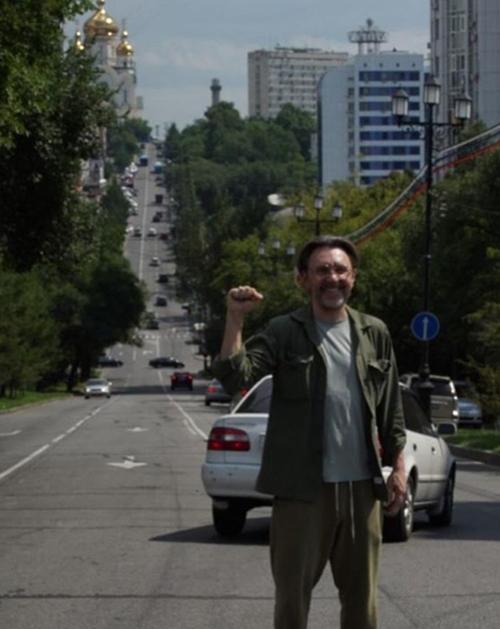 Сергей Шнуров в Хабаровске.(2020)|Фото: Instagram.com/shnurovs