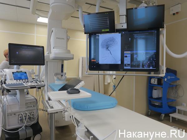 Свердловский областной онкологический диспансер(2020)|Фото: Накануне.RU