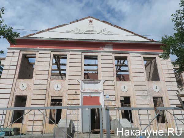 Ремонт школы № 25(2020) Фото: Накануне.RU
