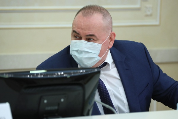 Андрей Карлов(2020)|Фото: ДИП Свердловской области