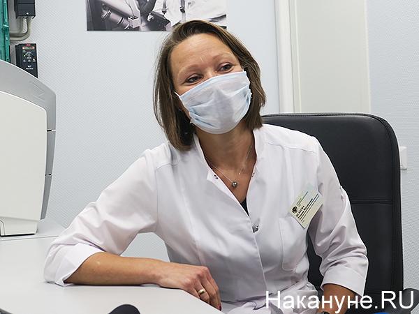 врач, доктор, ГКБ №40, кабинет компьютерной томографии(2020)|Фото: Накануне.RU