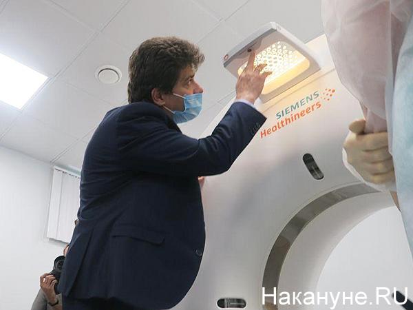 Александр Высокинский, ГКБ №40(2020)|Фото: Накануне.RU