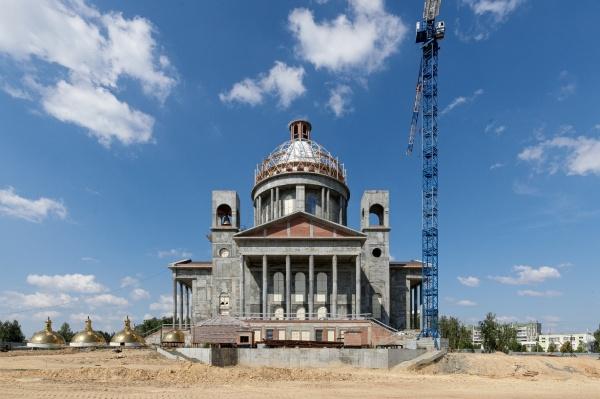 Кафедральный собор в Челябинске(2020)|Фото: РМК