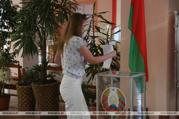 Выборы президента Белоруссии(2020) Фото: belta.by