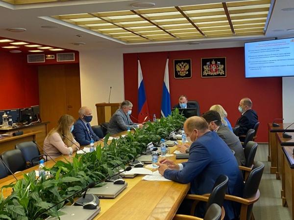 Алексей Орлов, комиссия по реализации приоритетных инвестиционных проектов(2020)|Фото: ДИП Свердловской области
