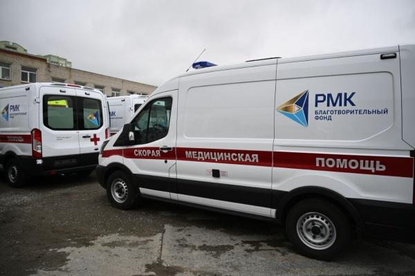 автомобиль скорой помощи(2020) Фото: РМК