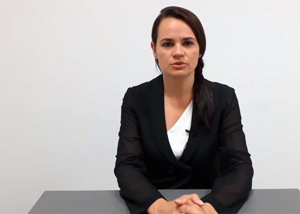 Светлана Тихановская(2020) Фото: YouTube / Cтрана для жизни