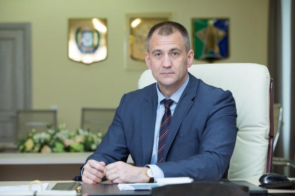 Глава Сургутского района Андрей Трубецкой(2020) Фото: Администрация Сургутского района