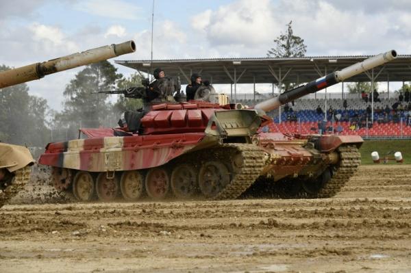 танковый биатлон(2020)|Фото: Пресс-служба УВЗ