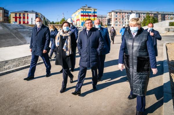 Владимир Якушев, инспекция Белоярский(2020)|Фото: Департамент общественных и внешних связей Югры