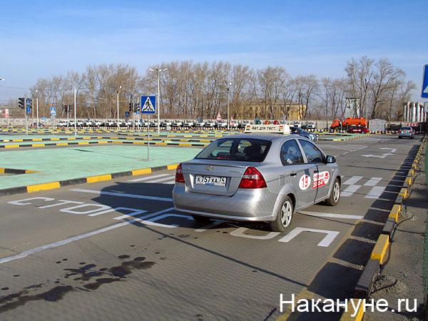 автошкола вождение автодром|Фото: Накануне.ru