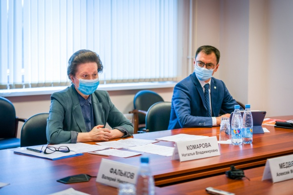 Наталья Комарова, Когалым(2020)|Фото: Департамент общественных и внешних связей Югры