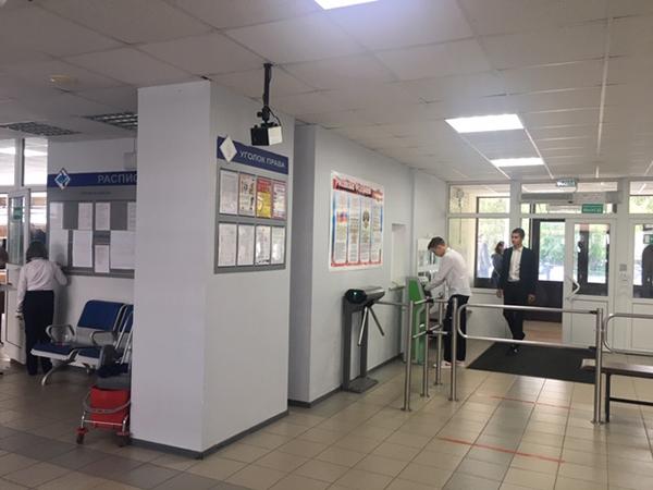 тепловизоры в учебных учреждениях Екатеринбурга(2020) Фото: пресс-служба Ростелеком