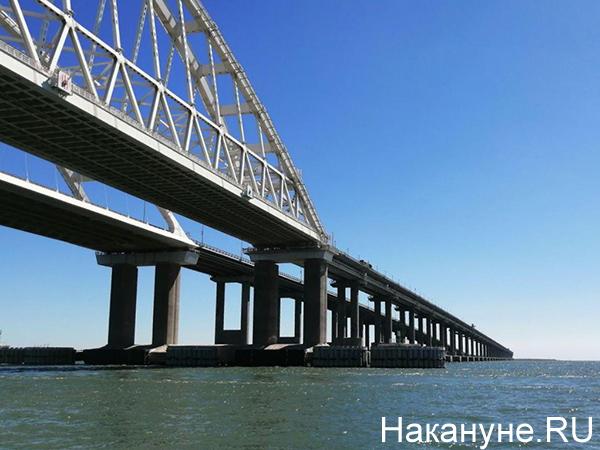 Крымский мост(2020)|Фото: Накануне.RU