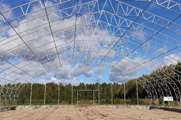 строительство теплицы(2020)|Фото: vologda-oblast.ru