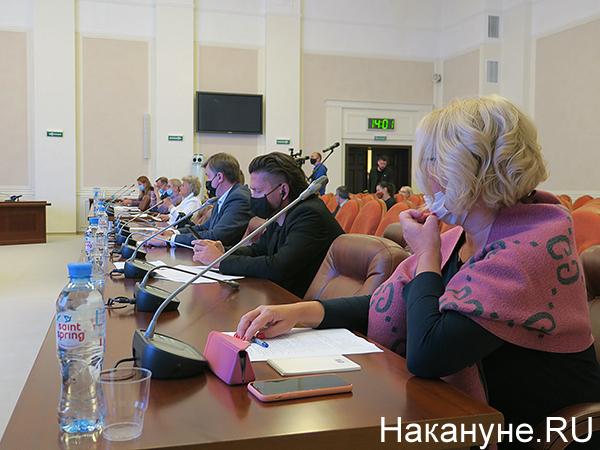 встреча главредов СМИ с Николаем Цукановым(2020) Фото: Накануне.RU