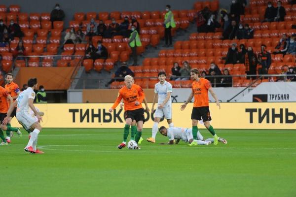 ФК Урал, игра, матч, футбол(2020)|Фото: ФК Урал