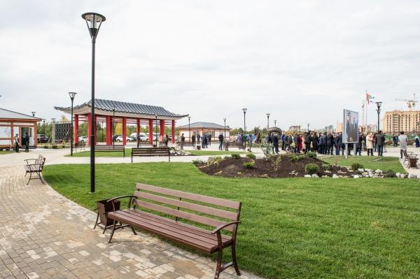 Парк дружбы России и Южной Кореи, Тюмень(2020)|Фото: admtyumen.ru