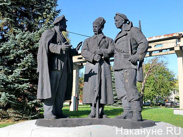 Мотовилихинские заводы, Мотовилиха, памятник Ленину(2020)|Фото: Накануне.RU