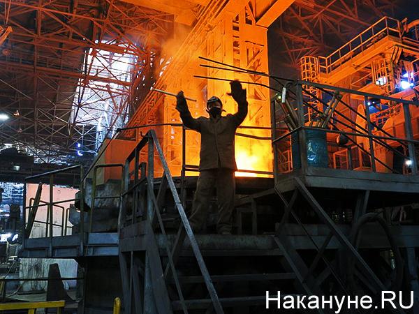 Мотовилихинские заводы, Мотовилиха, сталеплавильный цех, рабочие, завод(2020)|Фото: Накануне.RU