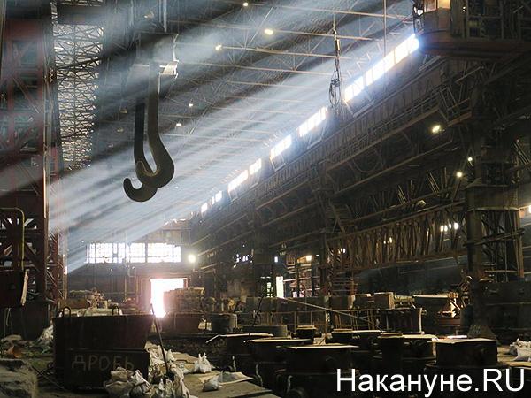 Мотовилихинские заводы, Мотовилиха, сталеплавильный цех, завод(2020)|Фото: Накануне.RU