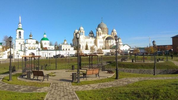 Верхотурье, центральная площадь(2020)|Фото: ДИП Свердловской области
