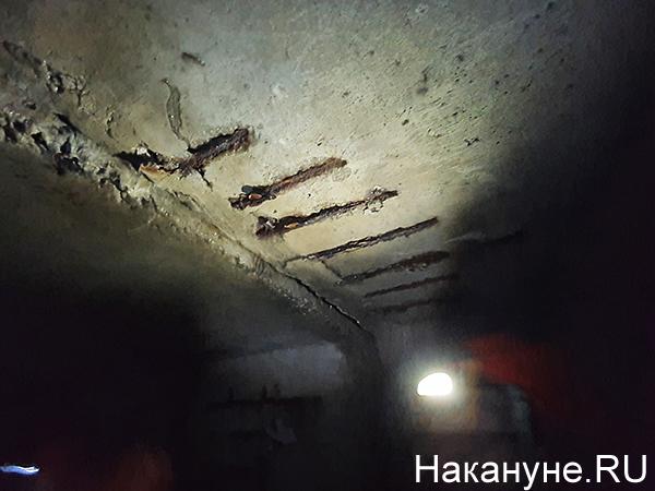 Подземелья Екатеринбурга, трещина(2020)|Фото: Накануне.RU