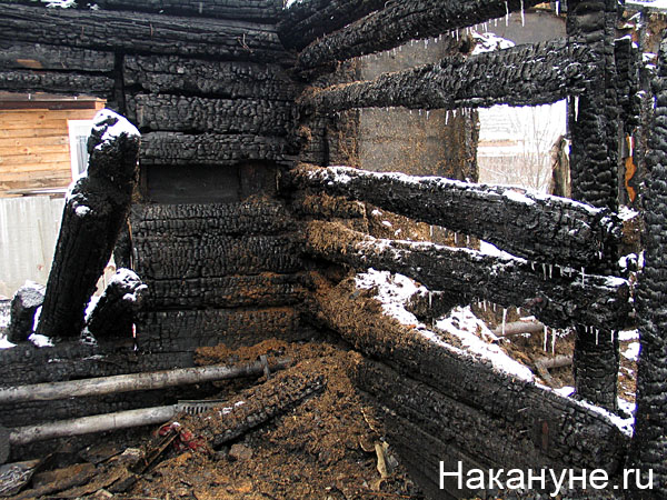 пожар пепелище|Фото: Накануне.ru