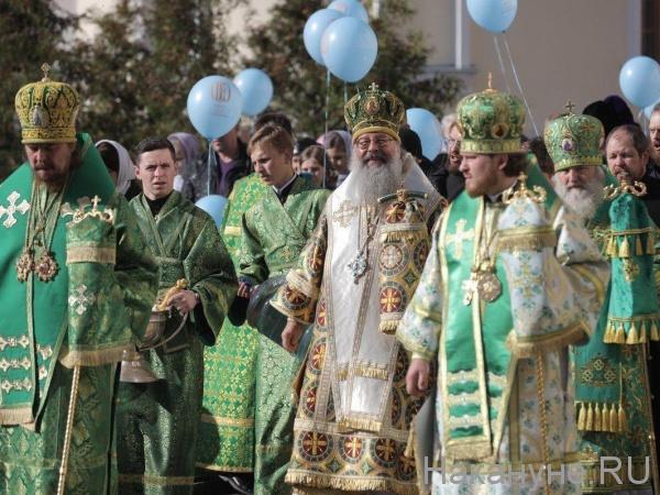 митрополит Кирилл, праздник Симеона Верхотурского(2020)|Фото: Накануне.RU