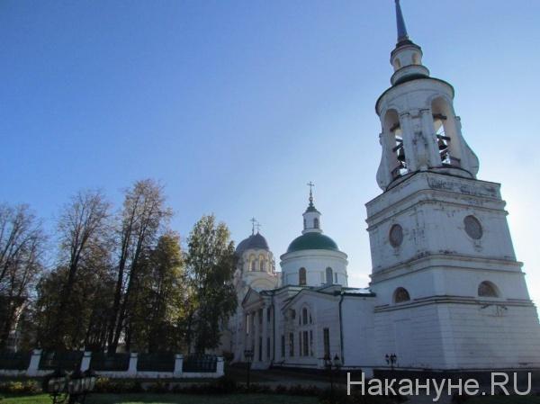 Свято-Николаевский мужской монастырь(2020)|Фото: Накануне.RU