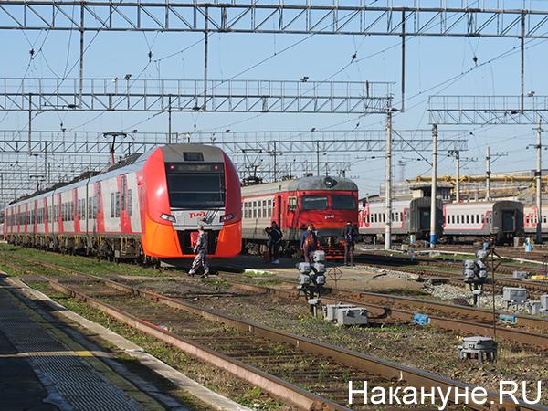 Поезда(2020)|Фото: Накануне.RU