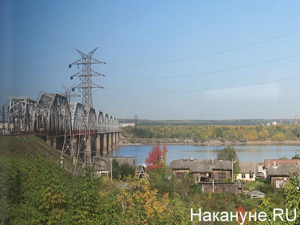 Река Кама в Перми(2020)|Фото: Накануне.RU