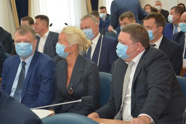 депутаты воронежской городской думы(2020)|Фото:пресс-служба Воронежской городской думы