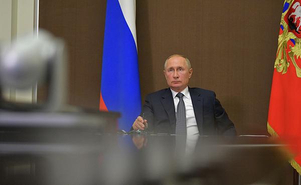 Владимир Путин(2020)|Фото: kremlin.ru