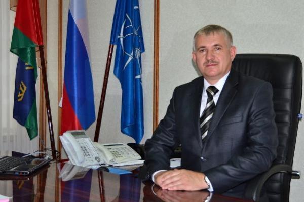 Глава Ялуторовского района Тюменской области Андрей Гильгенберг(2020)|Фото: admtyumen.ru