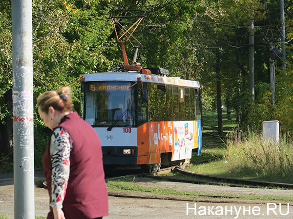 Общественный транспорт в Перми(2020) Фото: Накануне.RU