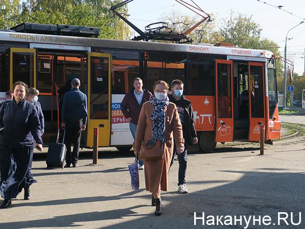 Общественный транспорт в Перми(2020)|Фото: Накануне.RU
