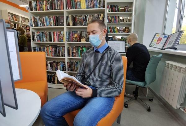 библиотека(2020)|Фото: Администрация Шадринска