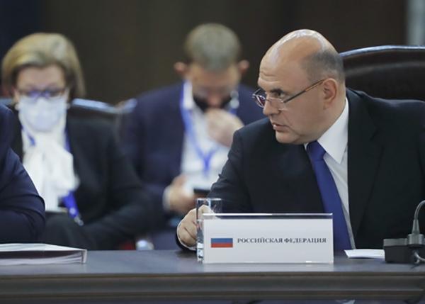 Михаил Мишустин(2020)|Фото: пресс-служба правительства России
