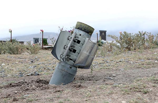Последствия конфликта в Нагорном Карабахе(2020)|Фото: Vahram Baghdasaryan/Photolure/Reuters