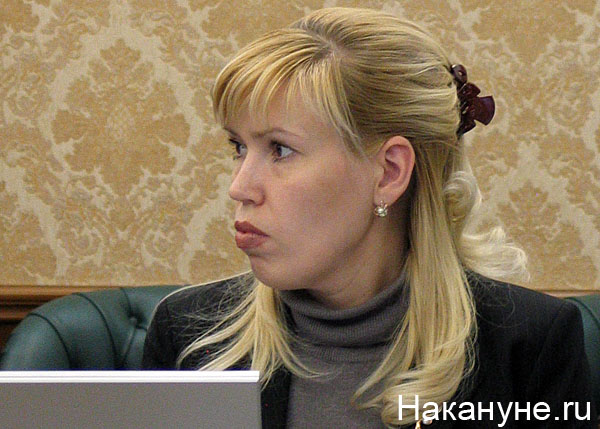 костарева татьяна юрьевна руководитель аппарата губернатора тюменской области(2008) Фото: Накануне.ru