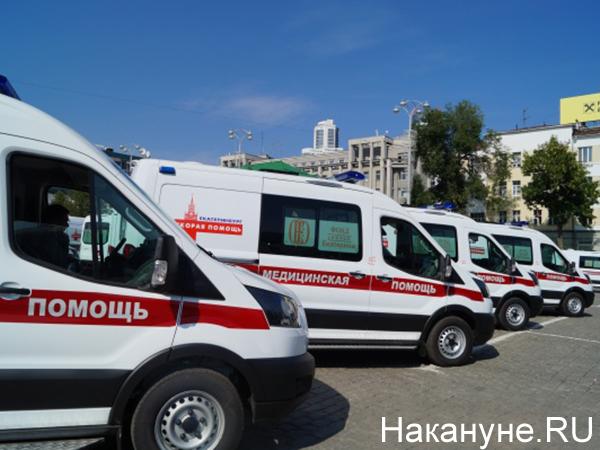 Машины скорой помощи(2020)|Фото: Накануне.RU