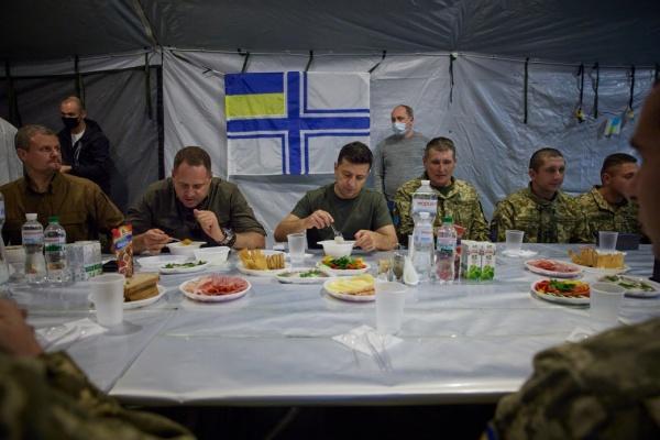 президент Украины Владимир Зеленский(2020)|Фото: пресс-служба президента Украины