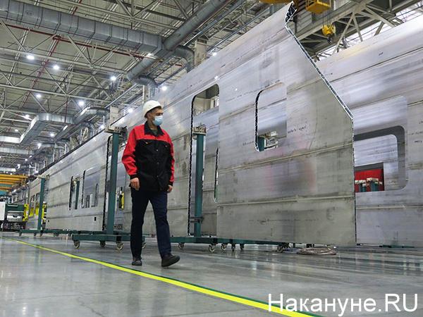 завод Уральские локомотивы(2020) Фото: Накануне.RU