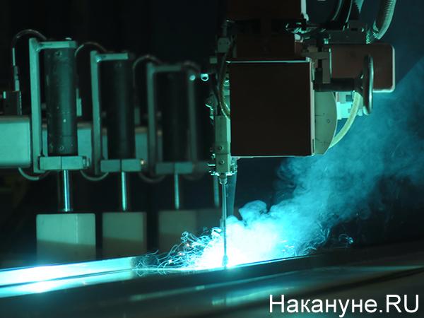 """Завод """"Уральские локомотивы""""(2020) Фото: Накануне.RU"""