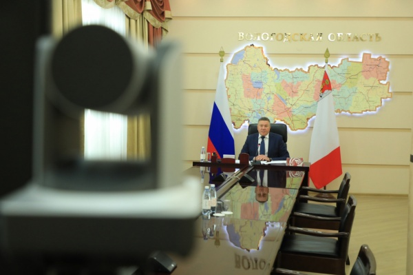 Олег Кувшинников(2020)|Фото: vologda-oblast.ru