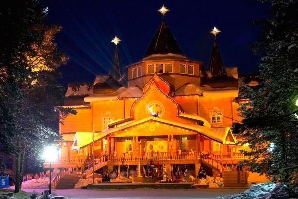 резиденция Деда Мороза, Великий Устюг(2020)|Фото: vologda-oblast.ru