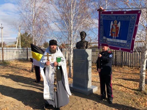 памятник Тимофею Сладкову(2020) Фото: Первый отдел ОВКО