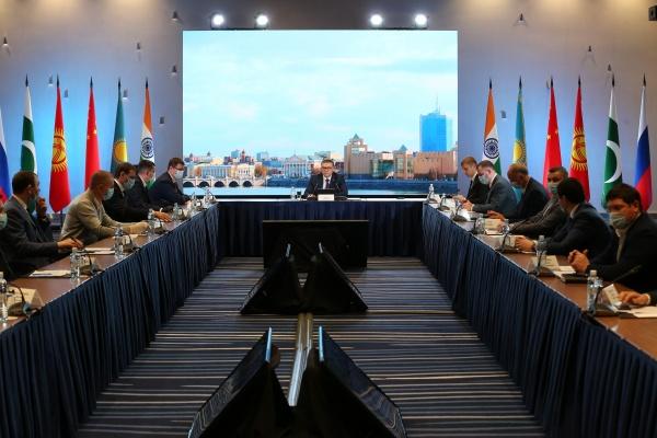 Алексей Текслер, форум, ШОС+,(2020)|Фото: пресс-служба губернатора Челябинской области